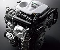 2.0L 8AR-FTS ターボエンジン